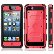 "i-Blason Apple iPhone 6 and 6s 4.7"" Case, Armorbox Series Full Body Case with Screen Protector, Pink"