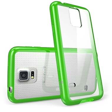 i-Blason Samsung Galaxy Note 4 Case - Halo Series Scratch Resistant Transparent Hybrid Case - Green