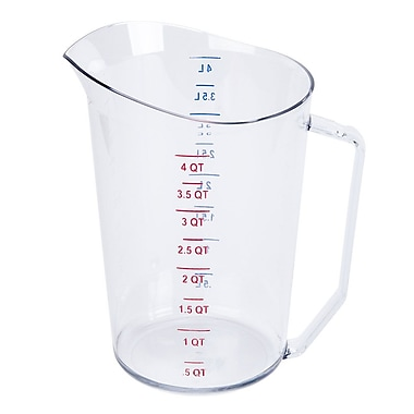 Cambro 400MCCW, 1 Quart Liquid Measuring Cup