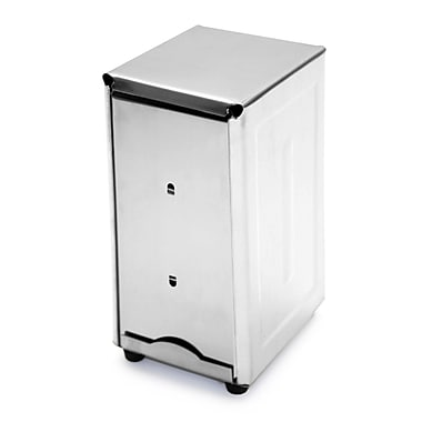 Johnson Rose 6925, Chrome Plated Napkin Dispenser
