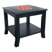 Imperial NCAA End Table; Auburn University