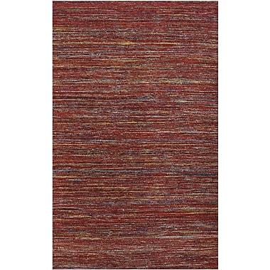 AMER Rugs Banaras Red Area Rug; 2' x 3'