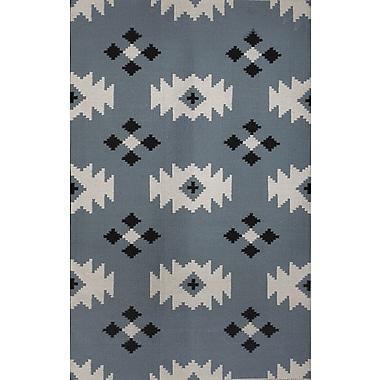 AMER Rugs Zara Blue Area Rug; 8' x 10'
