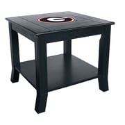 Imperial NCAA End Table; University Of Georgia