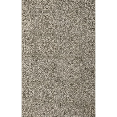AMER Rugs Ascent Gable Beige Area Rug; 5' x 8'