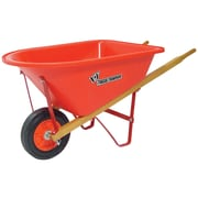 Ames True Temper CP6TC14 Wheelbarrow