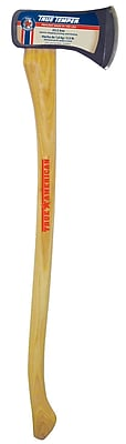 True Temper 1113090100 3.5 lbs. True American Single Bit Michigan Axe with 36