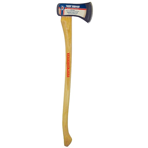 True Temper 1113090100 3.5 lbs. True American Single Bit Michigan ...
