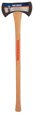 True Temper 1113090300 3.5 lbs. True American Double Bit Michigan Axe with 36