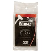 Ames 2094500 Steel and Wood Wedges for Hammer Handle