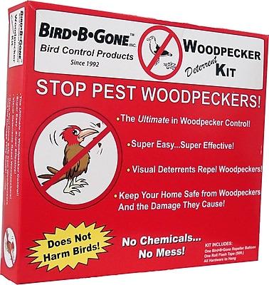Bird B Gone MMWPKR-KIT Woodpecker Deterrent Kit