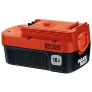 Black & Decker HPB18-OPE 18 Volt Slide Pack Battery