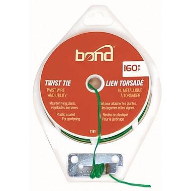 Bond Manufacturing 1161 Twist Tie with Cutter