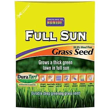 Bonide 60204 7 lbs. Full Sun Grass Seed