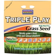 Bonide 60277 20 lbs.Triple Play Grass Seed