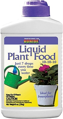 Bonide 108 Liquid Plant Food, 8 oz.