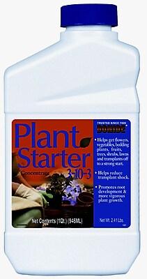 Bonide 161 Plant Starter 3-10-3 Concentrate, 1 qt. 1262894
