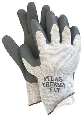 Atlas 8430M White Polyester/Cotton, Medium