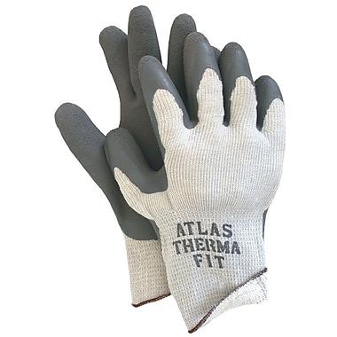 Atlas 8430S White Polyester/Cotton, Small