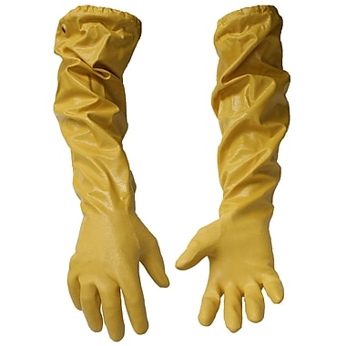 Atlas 8772M Yellow Nitrile, Medium