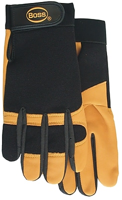 Boss 4048L Gold Leather, Large