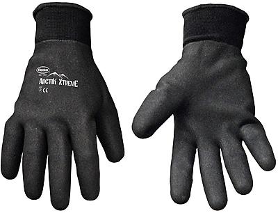 Boss 7841L Black Men's Leather, Large