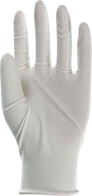 Boss Gloves 1UL0004X 100 Count Disposable Latex Gloves, XL