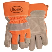Boss 2393 Orange Leather, Large