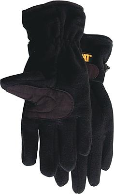 Cat Gloves CAT016201L Black Fleece, Large
