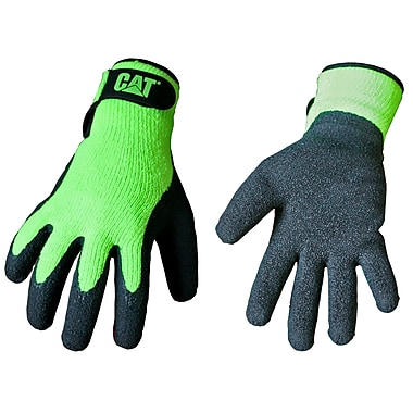 Cat Gloves CAT017417 Green Acrylic