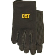 Cat Gloves CAT015300L Black Jersey, Large