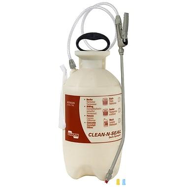 Chapin Clean 'N Seal 25020 Deck Tank Sprayer, 2 gal.