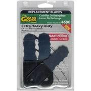 Grass Gator 4690-6 Replacement Blades, 3 Pack