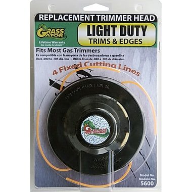 Grass Gator 5600-6 Replacement String Trimmer Head