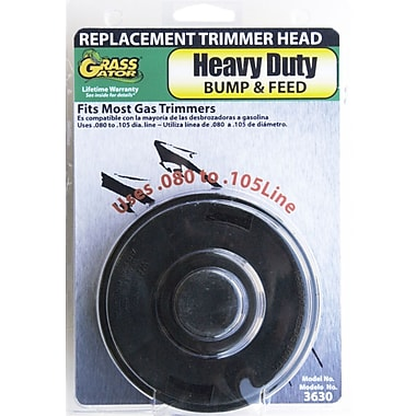Grass Gator 3630-4 Universal Bump & Feed Trimmer Head