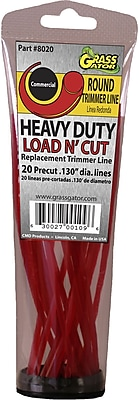 Grass Gator 8020 Pre-Cut Replacement Trimmer Line