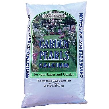 Garden Pearls 10789 Organic Garden Pearls Calcium, 25 lbs.