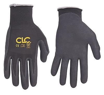 CLC 2038L Black Nylon/Spandex, Large
