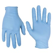 CLC Work Gear 2323L Large Nitrile Disposable Gloves, 50 Count