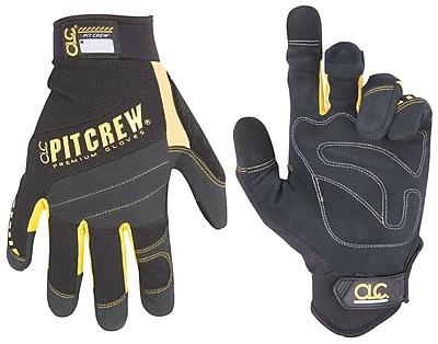 CLC 220BM Black Synthetic Leather, Medium