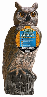 Dalen Products SRHO-4 Sol-R Action Owl