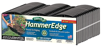 Gardeneer E3-16B HammerEdge Landscape Edging