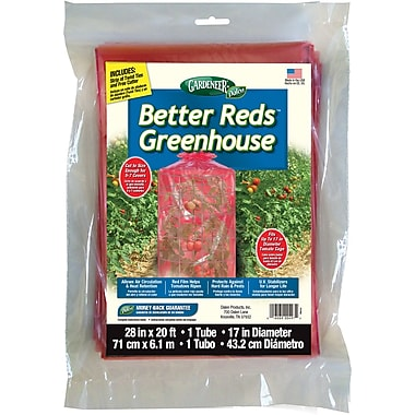 Dalen Products BRG-20 Better Reds Greenhouse