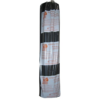 Dewitt P6 6' x 250' Pro 5 Weed-Barrier Landscape Fabric