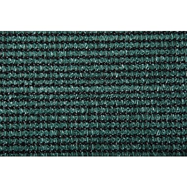 Dewitt KG6 6' x 100' Knitted Shade Fabric Roll, Green