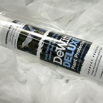 Dewitt DELUXE650 Winterization Fabric, 6' x 50'
