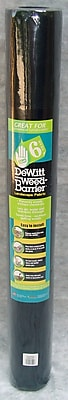 Dewitt 6YR-3100 3' x 100' 6-Year Weed Barrier Landscape Fabric