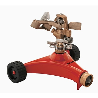 Dramm 10-15031 Impulse Sprinkler, Red