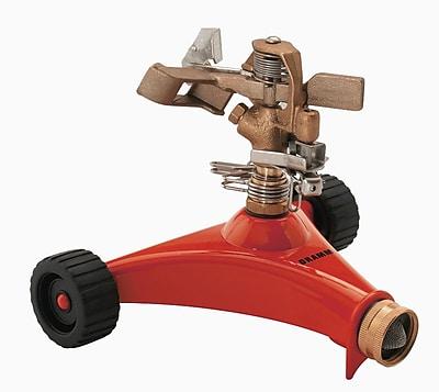 Dramm 10-15031 Impulse Sprinkler, Red