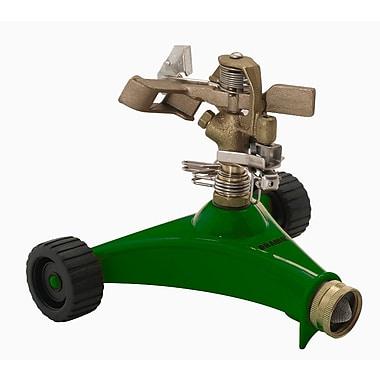 Dramm 10-15034 Impulse Sprinkler, Green